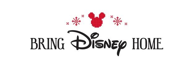 Bring Disney Home (Giveaway x 2)