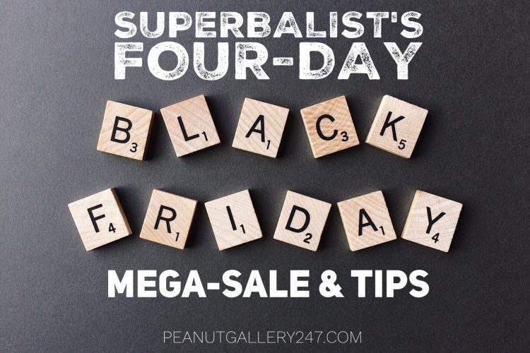 Superbalist Black Friday Mega-Sale - PeanutGallery247