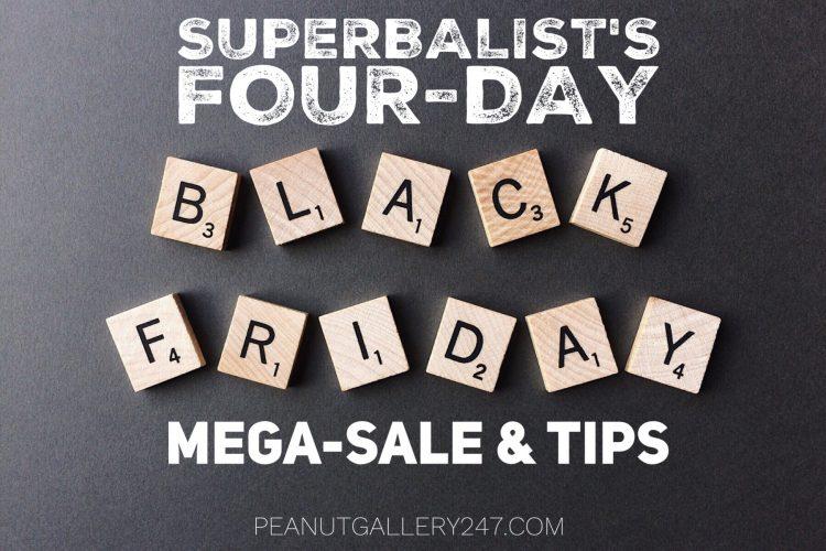 Superbalist Black Friday Mega-Sale - PeanutGallery247