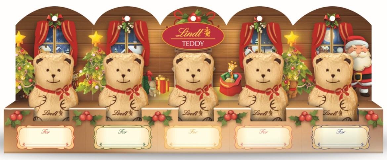 LINDT Chocolates TEDDY Milk Minis 50g - PeanutGallery247