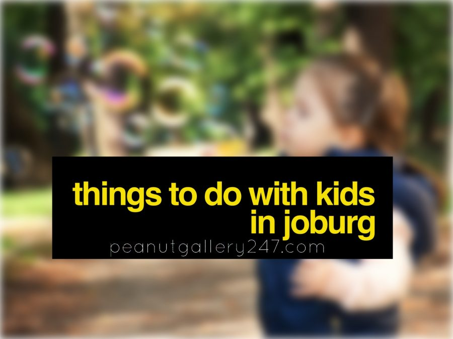 Things to Do with Kids in Joburg (Guest Post)