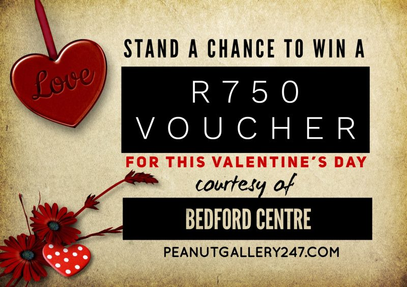 Win a R750 Voucher Bedford Centre a- PeanutGallery247