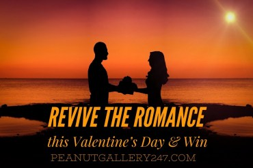 Revive The Romance this Valentine's Day a - PeanutGallery247
