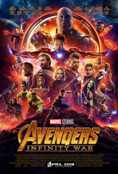 Avengers: Infinity Wars - PeanutGallery247