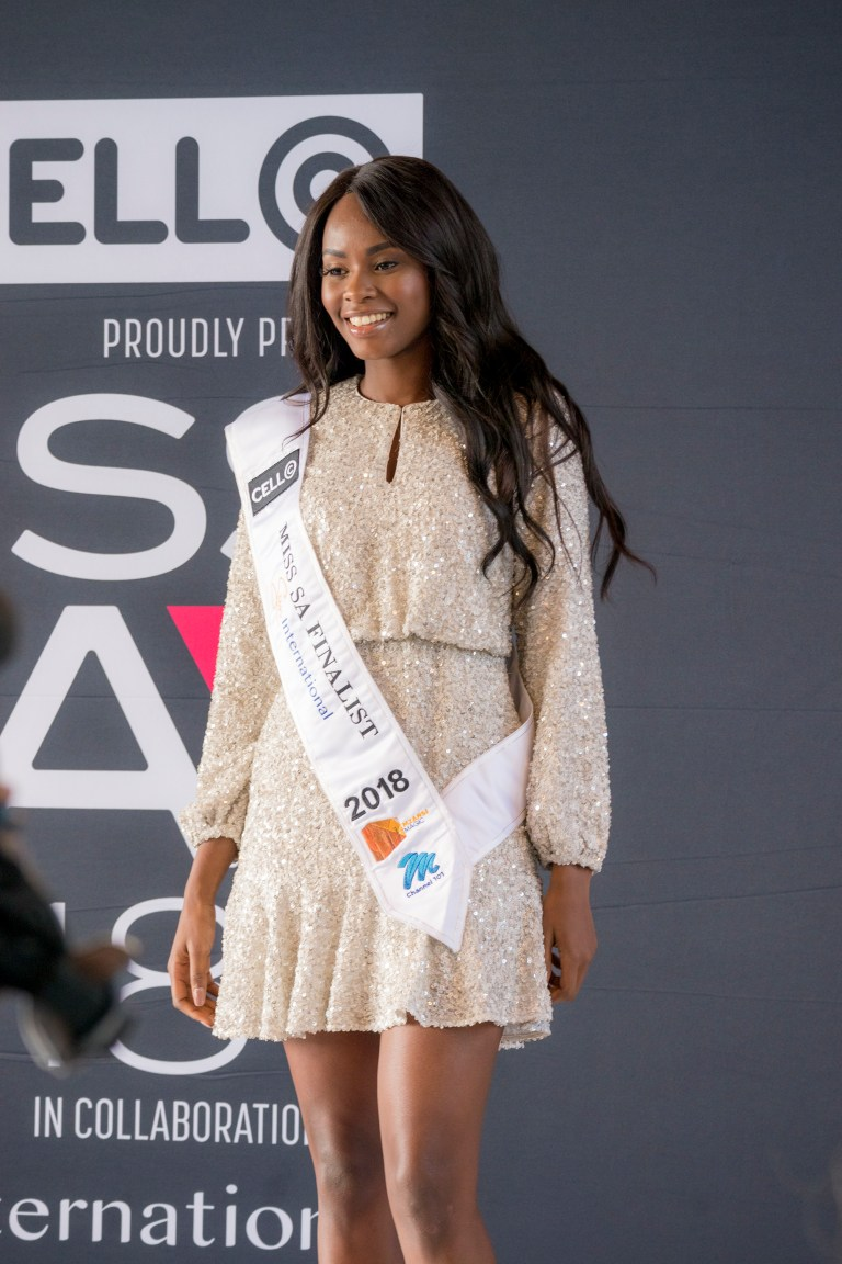 Miss SA 2018 Top 12 - Akile Khosa - PeanutGallery247