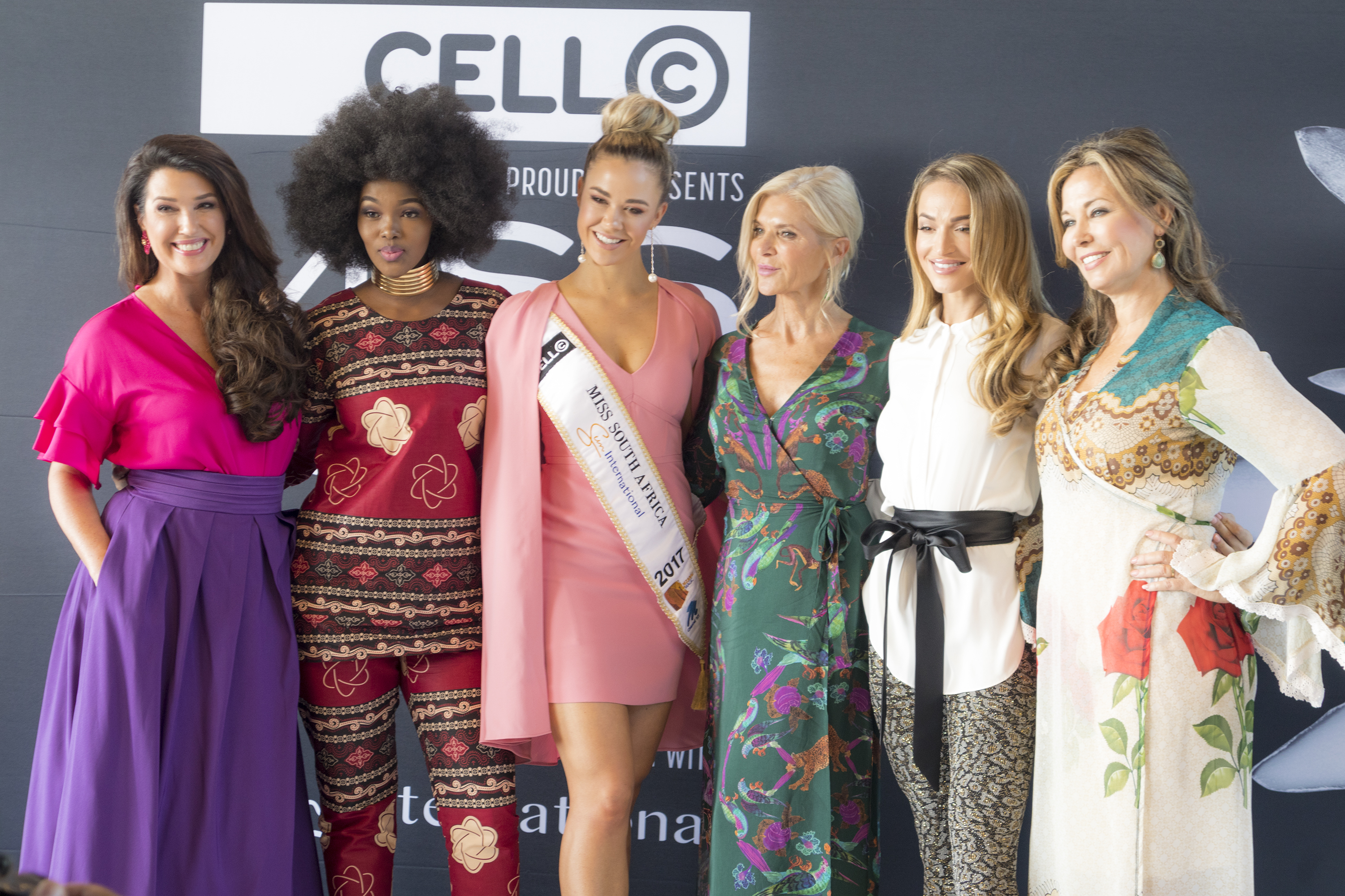 Previous Miss SA Pageant Winners