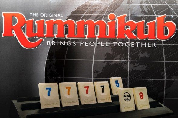 Board Games Review - Rummikub - PeanutGallery247