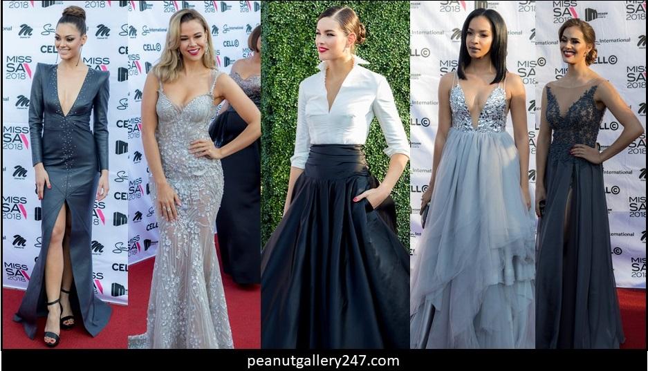 Miss SA 2018 Pageant Photos