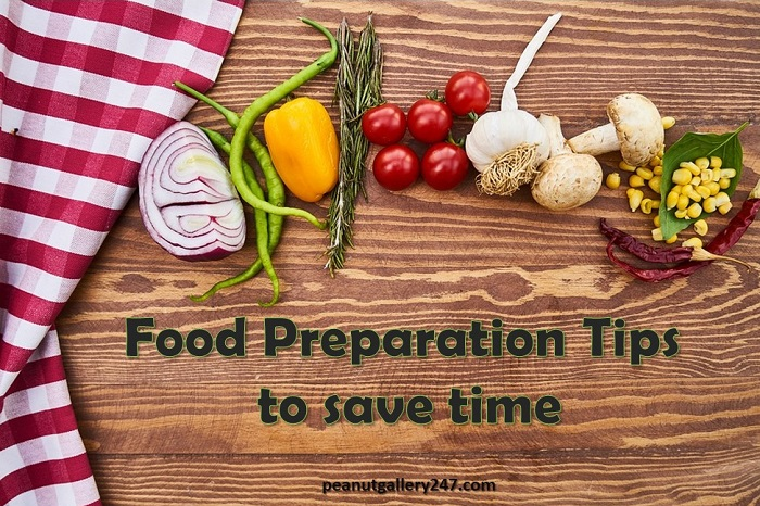 Food Preparation Tips - PeanutGallery247