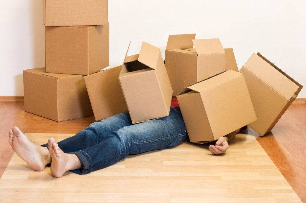 Five tips for moving out when getting your own place