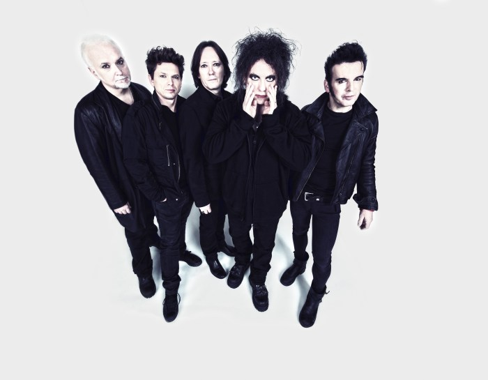 THE CURE TO TOUR SOUTH AFRICA – MARCH 2019