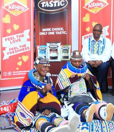 Celebrating South African Heritage with Tiger Brands & Dr. Esther Mahlangu - PeanutGallery247