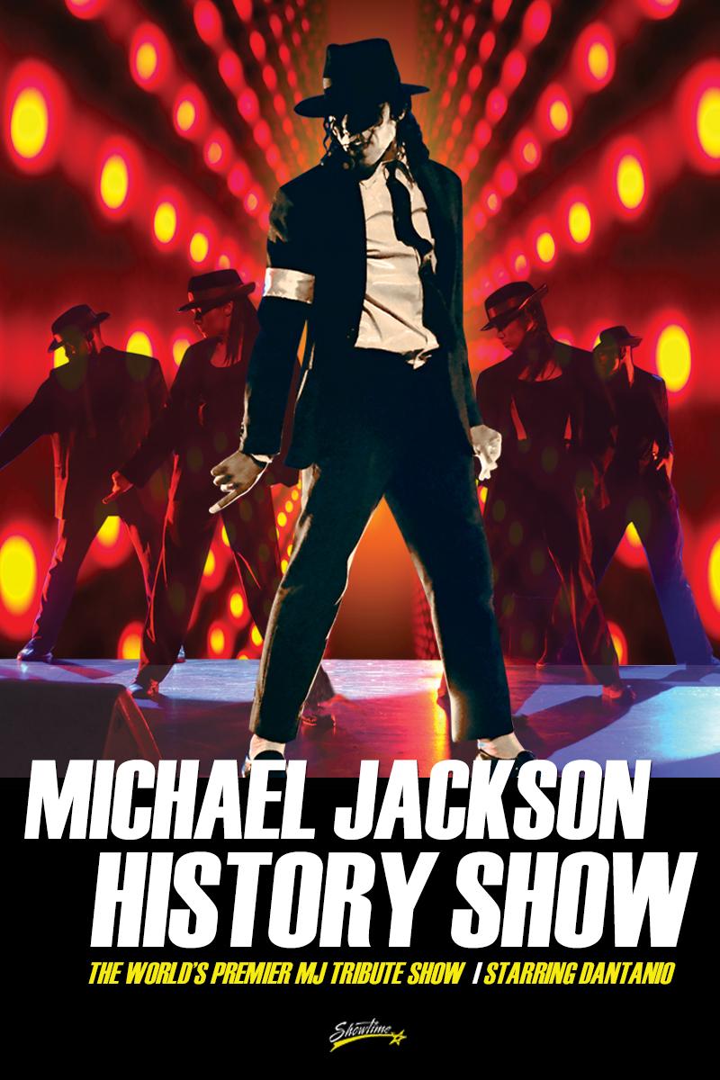 Michael Jackson History Show - PeanutGallery247