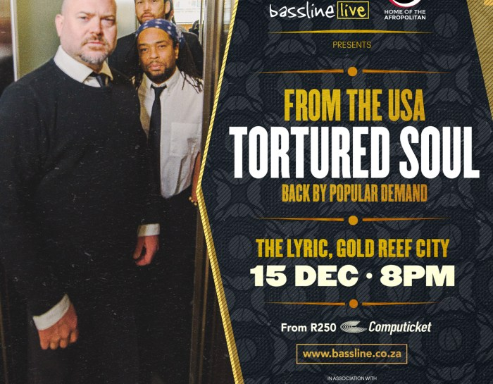 Tortured Soul return to SA