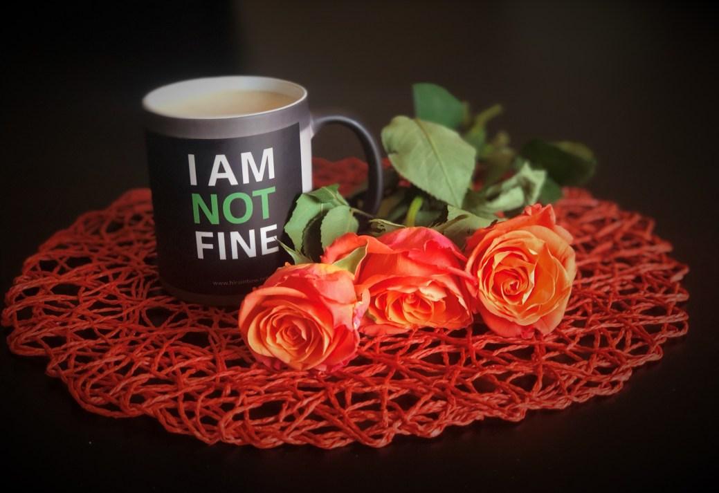 Domestic Violence - I am NOT Fine - PeanutGallery247