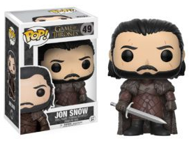 Funko Collectibles - Jon Snow - PeanutGallery247