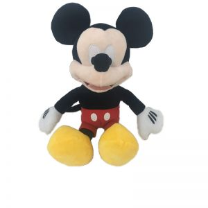 The Mickey Talking Plush