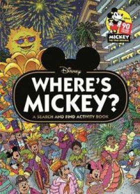 Mickey The True Original Where's Mickey - PeanutGallery247