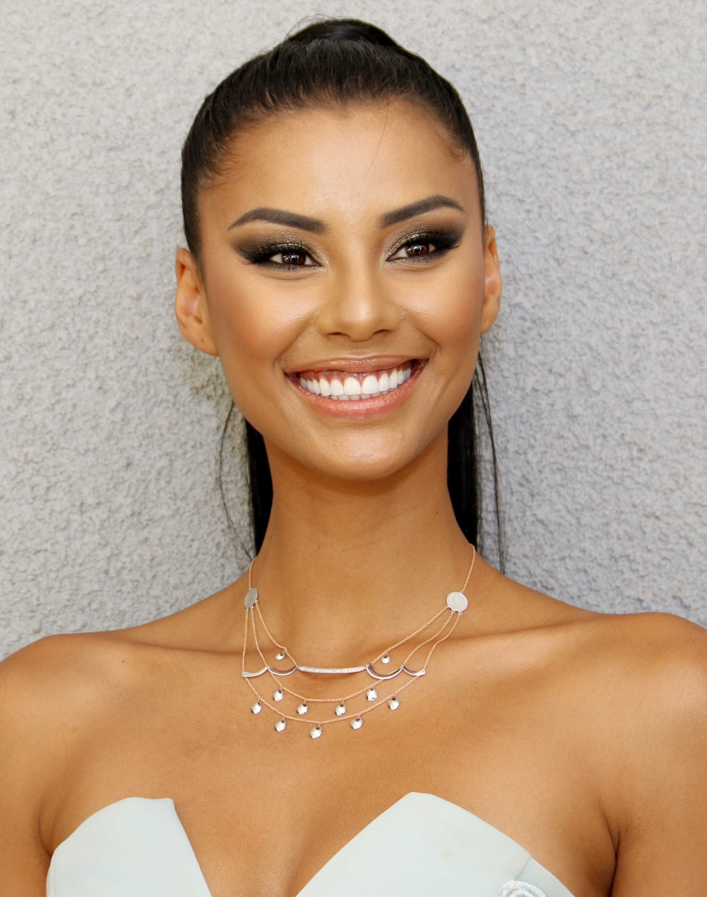 Miss South Africa Tamaryn Green runner-up at the Miss Universe Pageant 2018