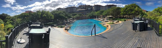 Zimbali Resort Review -Pool- PeanutGallery247