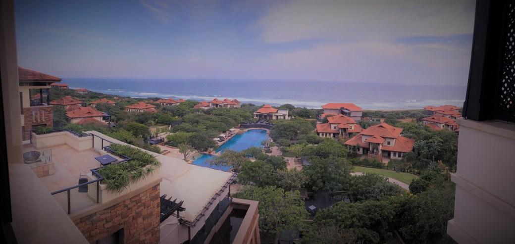 Zimbali Resort Review - Roomview - PeanutGallery247