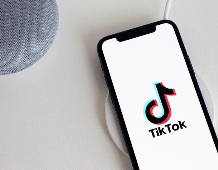 I'm on TikTok, so what?