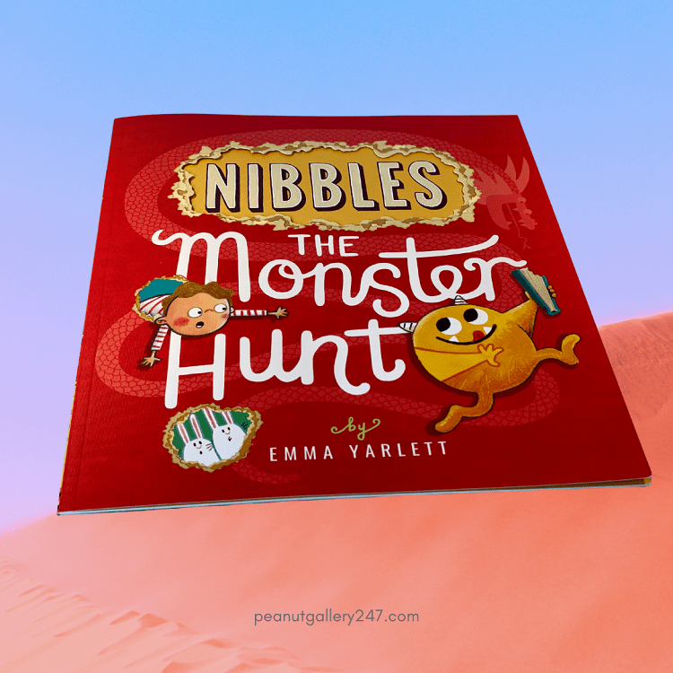 NIBBLES – The Monster Hunt (Book Review)