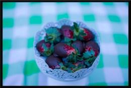 Alpine Heath - Dipped Strawberries