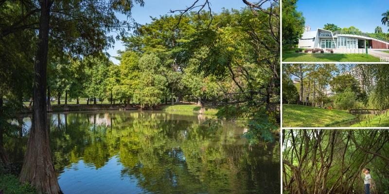 台南公園 藏在城市中的美麗森林,從樹林走到湖泊,探索自然生態之美 巴克禮紀念公園
