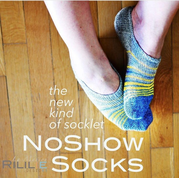 La Maison Rililie-noshow socks