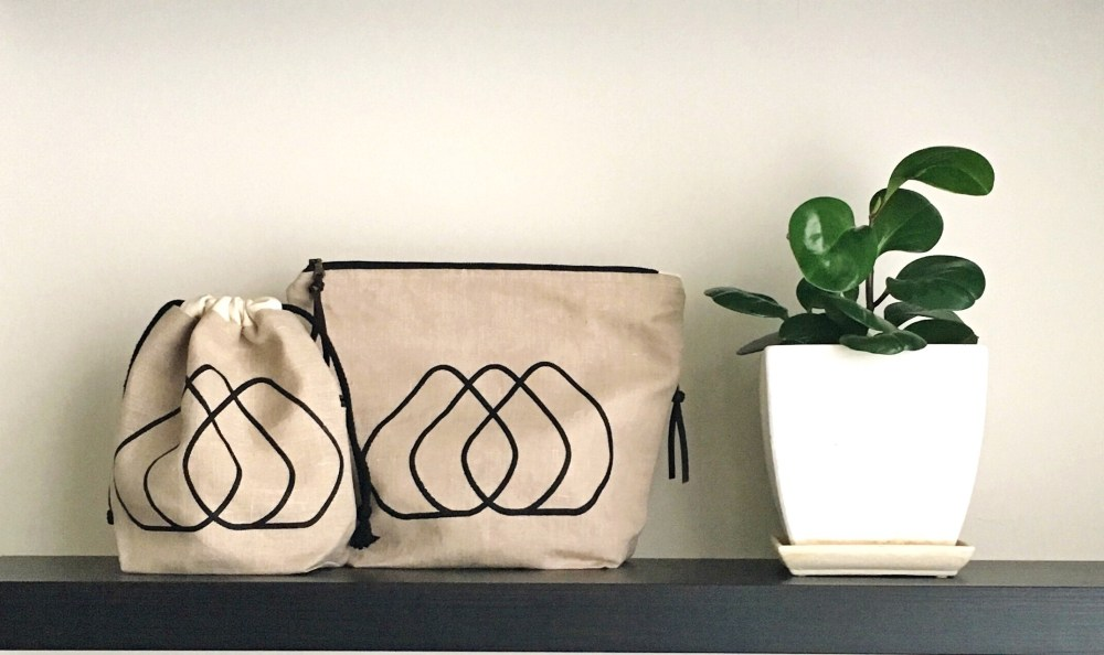 Pearadise Island Project Bags