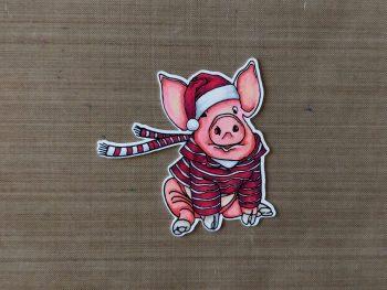 hoggy holidays The Rabbit Hole Designs