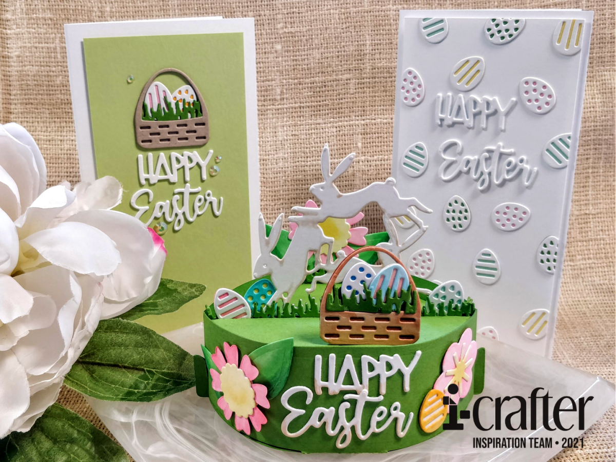 The Cutest Easter Pop-up Card Ever!
