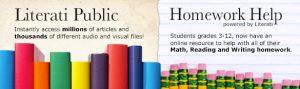 Literati Public - Homework Help