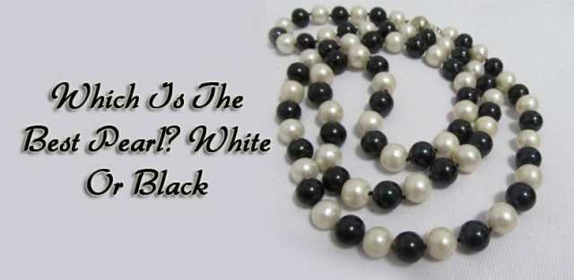 white-and-black-pearl