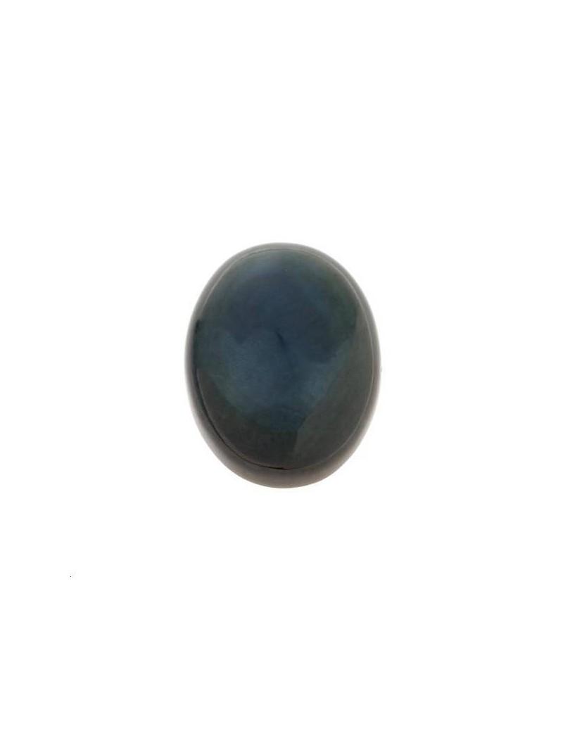 Obsidienne Arc En Ciel : obsidienne, Obsidienne, Arc-en-ciel, Cabochon, 12x16mm