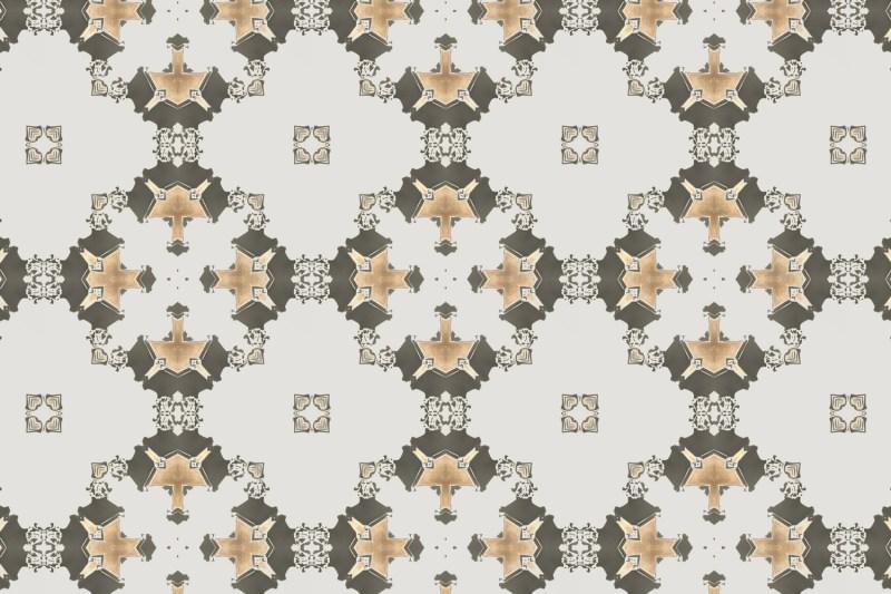 wallpaper art deco neutral grey gold taupe diamonds