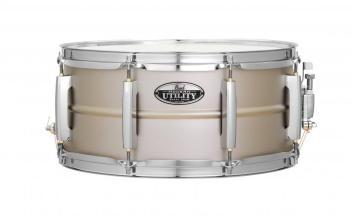 "Modern Utility Steel 14""x6.5"" Snare Drum"