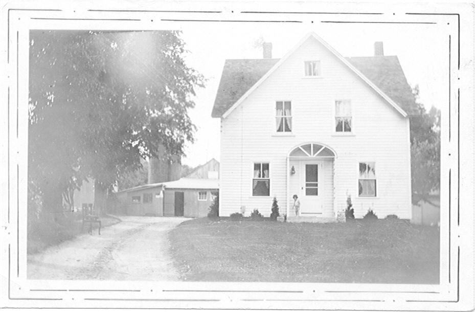 William Pearl Homestead - Hammond Hill Rd, Hampton