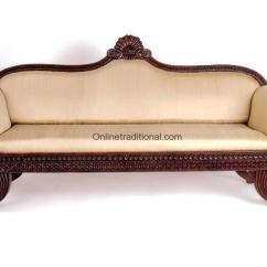 Wood Sofa Chair Set Simmons Sectional Teak Sets Traditional And Carving