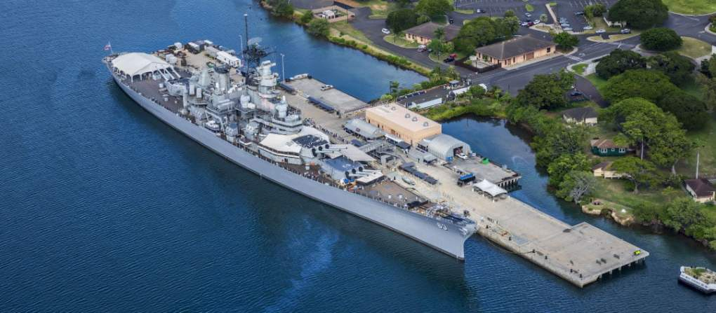 Missouri 6 – Pearl Harbor Battleship