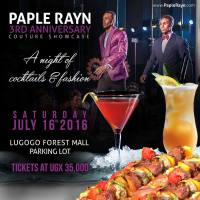 Event Review: Paple Rayn 3rd Anniversary