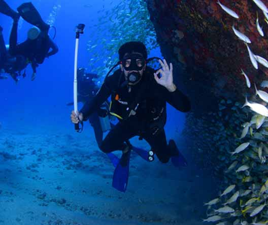 Pearl King Travel - Adventure Holidays - Diving