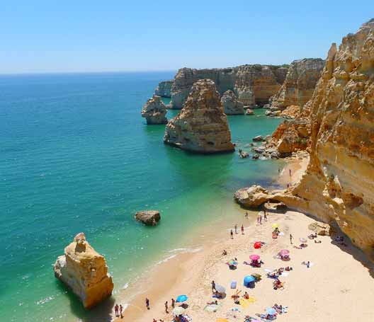 Pearl King Travel - Beach Holidays - The Algarve