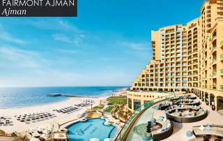 Pearl King Travel - Fairmont Ajman
