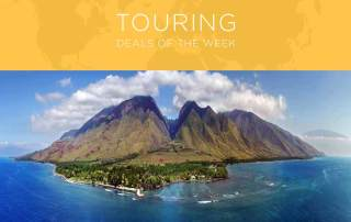 Pearl King Travel - Hawaii Adventure Escorted Tour