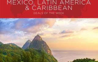 Pearl King Travel - 7 nights 4 Star St Lucia Offer