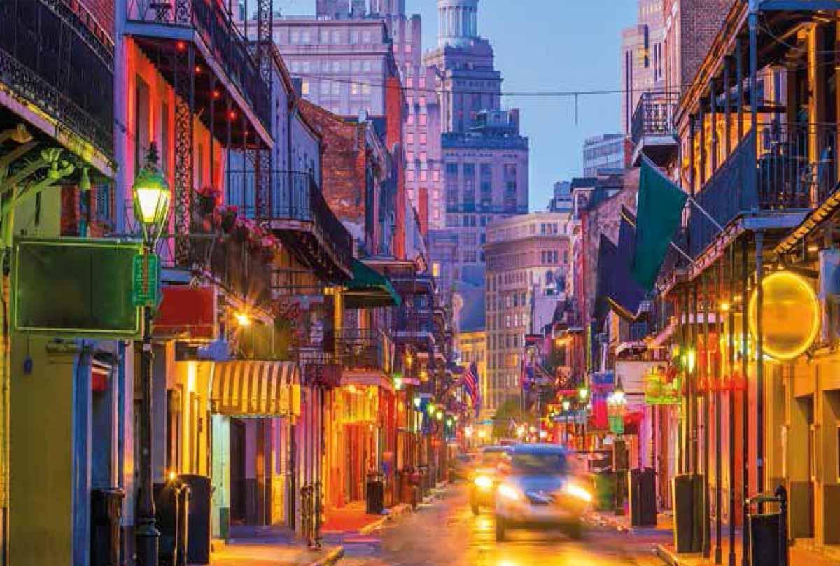 10 nights New Orleans & Caribbean Dreams