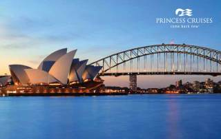 Pearl King Travel - 20 Nights Majestic Australia & New Zealand With Princess Cruises - Offer Apr 18