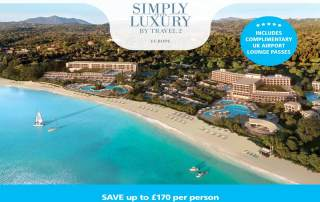 Pearl King Travel - 5 Star Ikos Dassia Corfu-offer-may-18